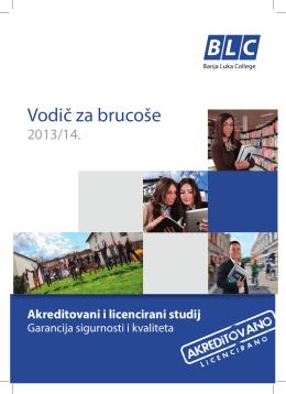 Vodič za brucoše - Banja Luka College