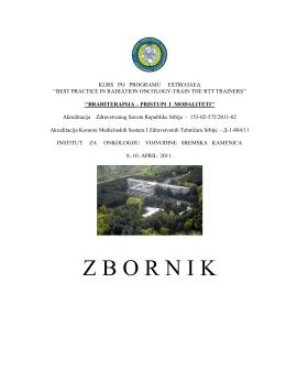 Pristupi i modaliteti 08.04. 10.04.2011 Sremska Kamenica