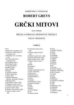 Grcki mitovi - WordPress.com