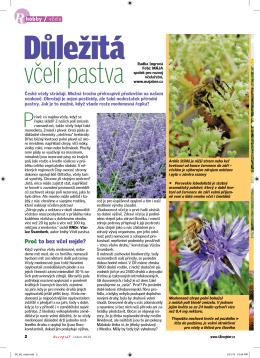 Receptář… - Mája, spolek pro rozvoj včelařství