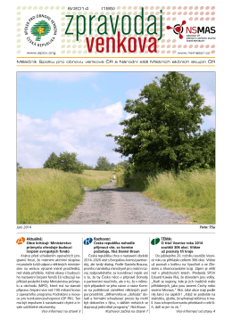 6/ 2014 (195) - SPOV - Spolek pro obnovu venkova