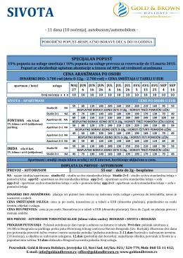 2015 Sivota apartmani cen 1