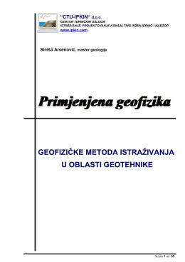 geotehnika - ctu ipkin