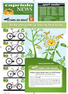 Kliknite ovde i odaberite biciklo!