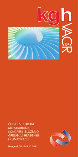 četrdeset drugi međunarodni kongres i izložba o grejanju