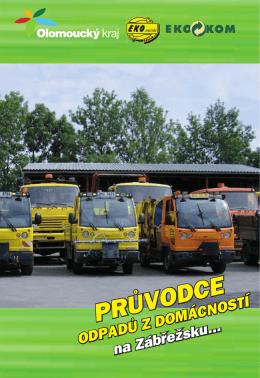 Brožura - EKO servis Zábřeh