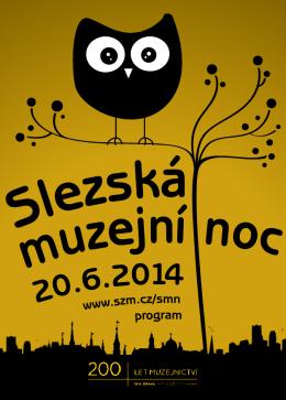 Zobrazit program v PDF - Slezské zemské muzeum