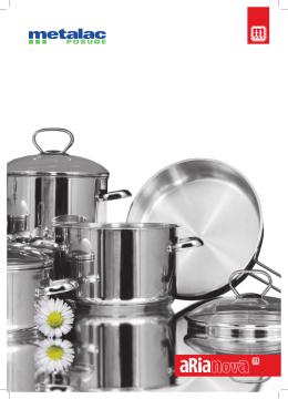 Katalog Inox posuđe - Metalac Metalurgija