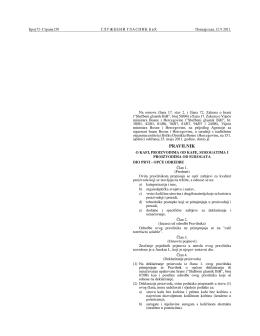 Pravilnik o kafi, proizvodima od kafe, surogatima i proizvod.pdf