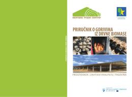 Priručnik o gorivima iz drvne biomase, ožujak 2012. - REGEA-i