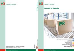 LR Katalog proizvoda
