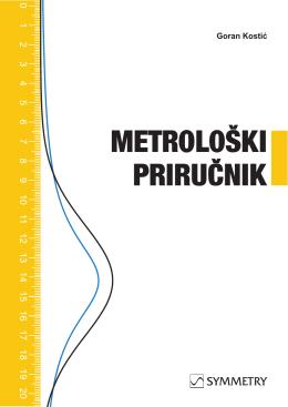 Kostić (2014) STRANE IZ: Metrološki priručnik (SY360)