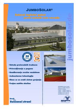 GRAMMER TWINSOLAR Infos, News, Anwendungen