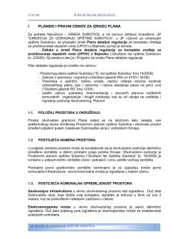 plan_text - JP Zavod za Urbanizam grada subotice
