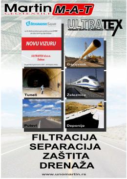 Katalog Geotekstil SRB 2012-2013