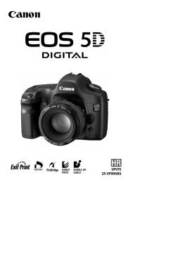 CANON - EOS 5D DIGITAL Digitalni fotoaparat