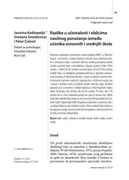 289 primenjena psihologija, str. 289