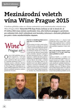 zde - Wine Prague 2015