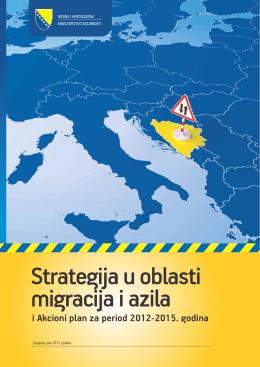 i Akcioni plan za period 2012