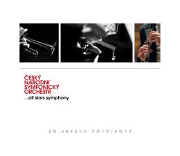 ...all stars symphony - Český narodní symfonický orchestr