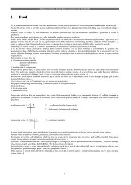 I. Uvod - Škola stranih jezika Smart Basic