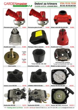 Katalog PDF - EsternoTrade