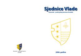 Sjednice Vlade - Vlada Bosansko