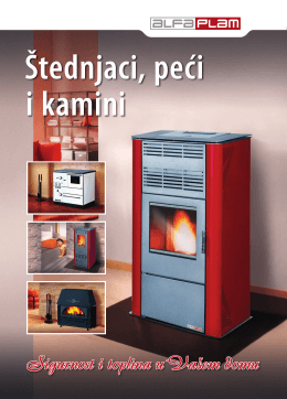 Alfa-Plam štednjaci, peći i kamini (3.7MB, PDF)