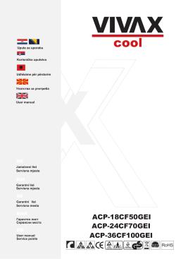ACP-24CF70GEI ACP-36CF100GEI ACP