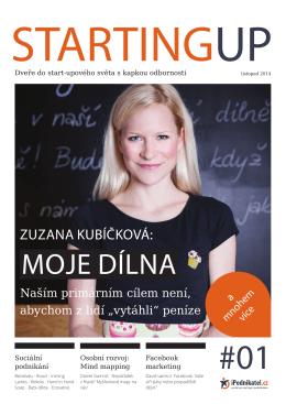 MOJE DÍLNA - iPodnikatel.cz