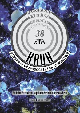 Kruh č. 38 - Středisko východočeských spisovatelů