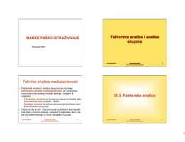 Istrazivanje trzista IX-3 nov 2013 NOVO
