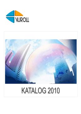 vuroll katalog 2010