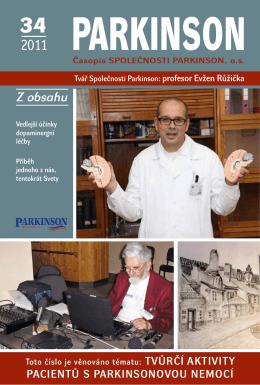 č. 34 - Společnost Parkinson, os