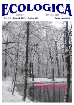SADRZAJ IZDANjA BROJ 76 – 2014.pdf