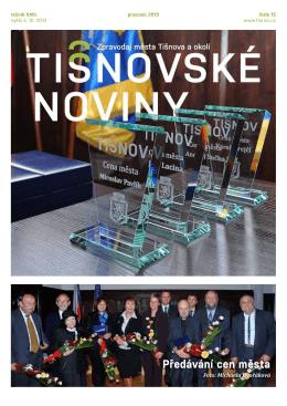TN 12/2013 - Město Tišnov