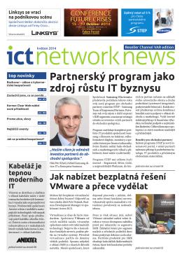 Partnerský program jako zdroj růstu IT byznysu