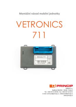 VETRONICS 711