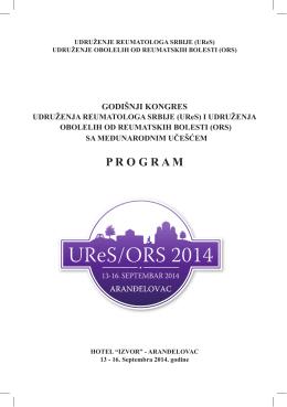 program kongresa