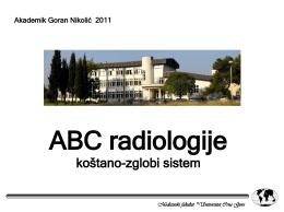 Medicinski fakultet *Univerzitet Crne Gore