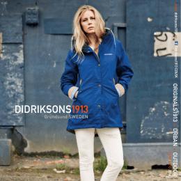 katalog DIDRIKSONS1913 jaro | léto 2014