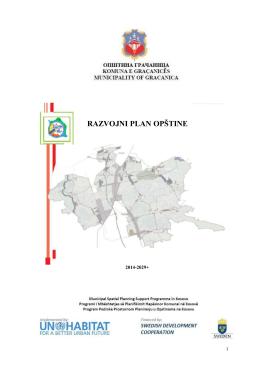 Otvori PDF - UN HABITAT Kosovo
