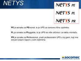 netys - Tehnounion