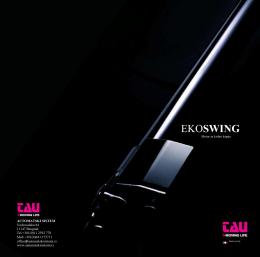 EKOSWING brosura - Automatski sistem