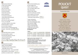 Polický quest (PDF)