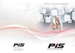Katalog PIS - Poslovni Informacioni Sistemi