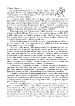 Skuhrovský zpravodaj č. 142