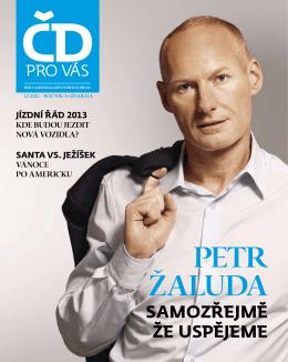 PeTr ŽalUda - ČD pro vás