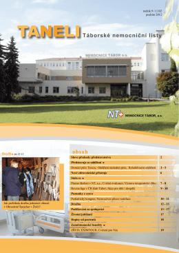Podzim 2012 - Nemocnice Tábor, as