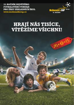 Propozice turnaje - 1.FK Příbram 2003